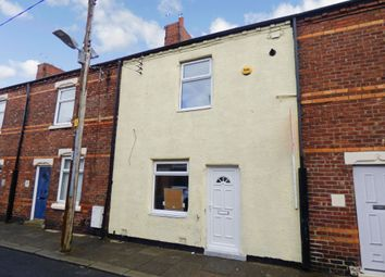 Thumbnail 2 bedroom terraced house to rent in Eighth Street, Horden, Peterlee
