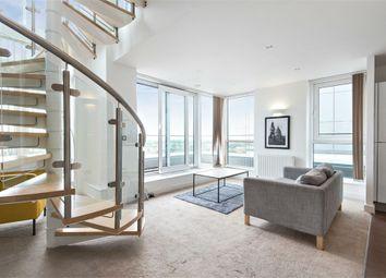 Thumbnail 3 bed flat to rent in Atlantic Apartments, 21 Seagull Lane, London
