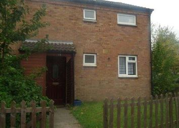 Thumbnail 3 bedroom terraced house to rent in Shilling Close, Pennyland, Milton Keynes