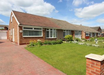 Thumbnail 2 bed semi-detached bungalow for sale in Mainsforth Drive, Billingham