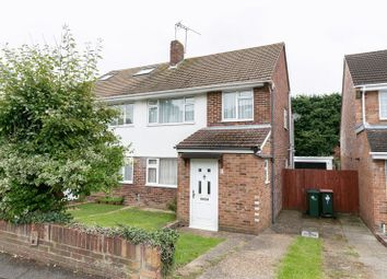 3 bed semi-detached house for sale in The Croft, Gossops Green, Crawley, West Sussex RH11