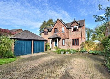 Thumbnail 5 bed detached house for sale in Dewe Lane, Burghfield, Reading