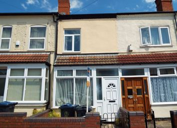 3 bed terraced house to rent in Westminster Road, Selly Oak, Birmingham B29