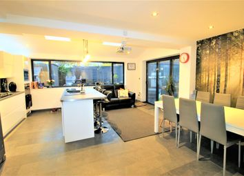 Thumbnail 4 bed semi-detached house for sale in Meadow Crescent, Upper Halling, Rochester