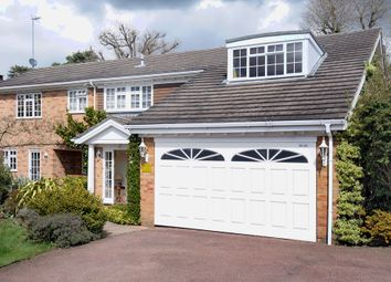 Thumbnail 5 bed detached house for sale in Downalong, Bushey Heath