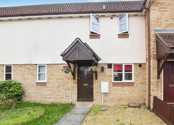 Thumbnail 2 bed terraced house for sale in Walnut Close, Brandon, Suffolk