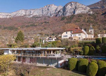 Thumbnail 9 bed villa for sale in Veyrier-Du-Lac, Veyrier-Du-Lac, France
