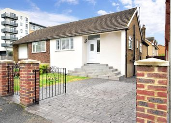 Thumbnail 2 bedroom semi-detached bungalow for sale in North Road, Belvedere, Kent
