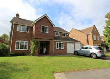 Thumbnail 5 bed detached house to rent in Lower Mead, Petersfield