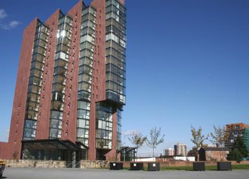 Thumbnail 1 bed flat to rent in Islington Wharf, 153 Great Ancoats Street, Manchester