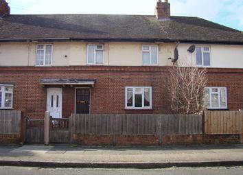 Thumbnail 3 bed terraced house to rent in Leggatt Road, London