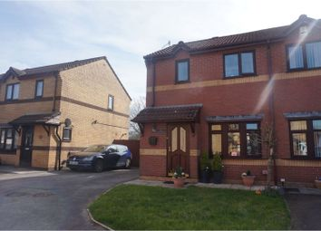 Thumbnail 2 bed semi-detached house for sale in Castell Y Fan, Pontypandy, Caerphilly