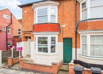Thumbnail 3 bedroom end terrace house for sale in Bramley Road, Leicester