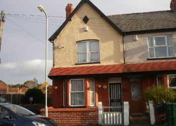 Thumbnail 3 bed end terrace house to rent in Carlton Road, West End, Colwyn Bay