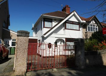 Thumbnail 3 bed semi-detached house for sale in Holmville Road, Bebington, Wirral