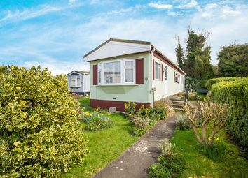 Thumbnail 2 bed mobile/park home for sale in Brook Way, St. Ives, Cambridgeshire