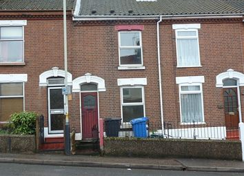 Thumbnail 2 bed terraced house to rent in Ketts Hill, Norwich