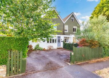 Thumbnail 4 bed semi-detached house for sale in Montagu Road, Datchet, Berkshire