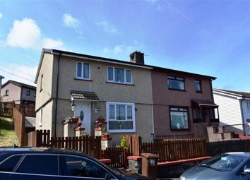 Thumbnail 3 bed semi-detached house for sale in 46, Balloch Road, Greenock, Renfrewshire