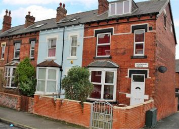 Thumbnail 5 bedroom end terrace house for sale in Roundhay Grove, Leeds, West Yorkshire