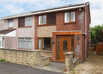 3 bed semi-detached house for sale in Cruachan Way, Barrhead, Glasgow G78