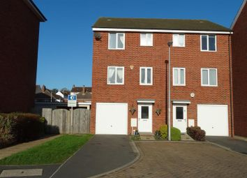 Thumbnail 4 bedroom semi-detached house for sale in Thursby Walk, Pinhoe, Exeter