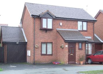 Thumbnail 3 bed detached house to rent in Long Knowle Lane, Wednesfield, Wolverhampton