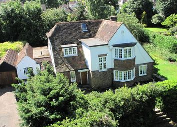Thumbnail 4 bedroom detached house for sale in Searle Road, Farnham, Surrey