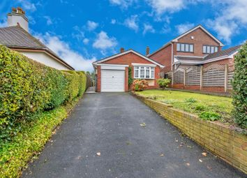 Thumbnail 3 bed detached bungalow for sale in Cemetery Road, Cannock