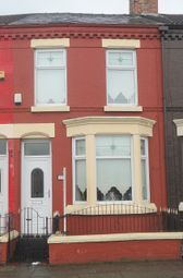 Thumbnail 3 bedroom terraced house for sale in Lower Breck Road, Anfield, Liverpool