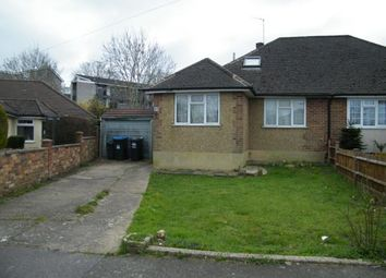 Thumbnail 2 bed bungalow for sale in Auckland Road, Caterham, Surrey