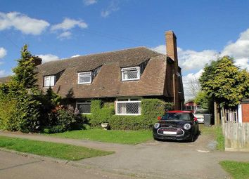 Thumbnail 3 bed semi-detached house for sale in Sheepfold Hill, Flitwick, Bedford