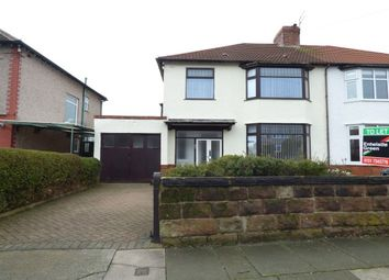 Thumbnail 4 bed property to rent in South Mossley Hill Road, Garston, Liverpool