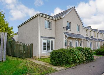 Thumbnail 3 bed end terrace house for sale in Flower Of Monorgan Close, Inchture, Perth