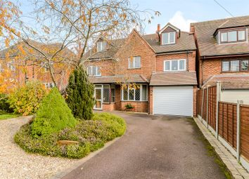 Thumbnail 5 bed detached house for sale in Diddington Lane, Hampton-In-Arden, Solihull