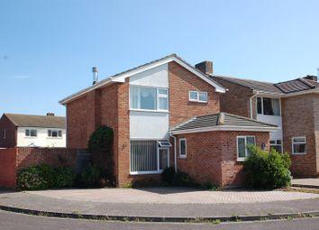 Thumbnail 3 bed detached house for sale in Admirals Walk, Alverstoke, Gosport