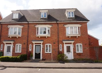 Thumbnail 4 bed terraced house to rent in Battalion Way, Thatcham