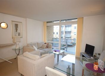 Thumbnail 1 bedroom flat to rent in Moore House, Canary Central, Canary Wharf, London