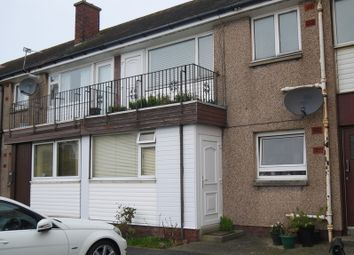 Thumbnail 1 bed flat for sale in Templerigg Court, Prestwick