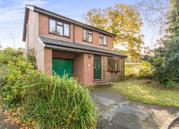 Thumbnail 4 bed detached house for sale in Seward Rise, Romsey