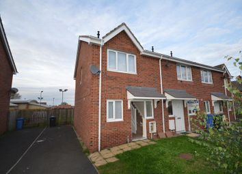 Thumbnail 2 bed end terrace house to rent in Holyhead Close, Seaham