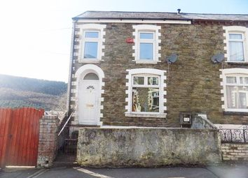 Thumbnail 2 bed semi-detached house to rent in Powell Street, Abertillery
