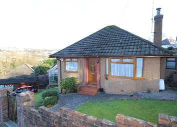 Thumbnail 2 bed detached bungalow for sale in Valley View Road, Higher Compton, Plymouth, Devon