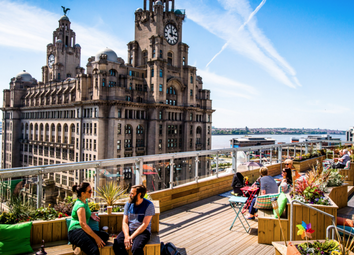 Thumbnail 2 bed flat for sale in West Africa House Apartments, Water Street, Liverpool