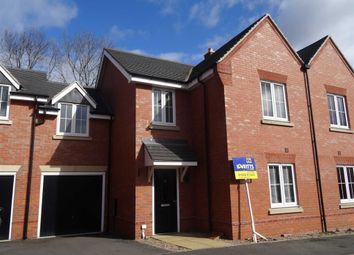 Thumbnail 4 bedroom town house for sale in Manders Croft, Southam