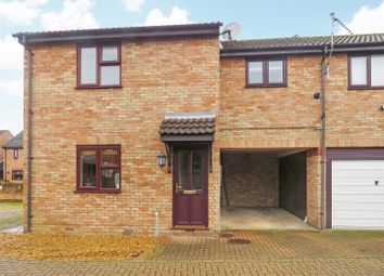Thumbnail 2 bed end terrace house for sale in Mortimer Row, Somersham, Huntingdon, Cambridgeshire