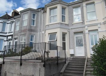 Thumbnail 2 bed flat to rent in Carbeile Road, Torpoint