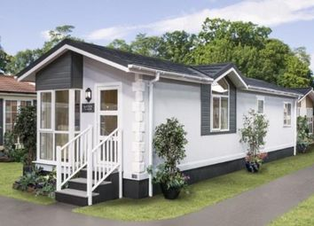 Thumbnail 2 bed mobile/park home for sale in The Grove, Warboys Road, Old Hurst, Huntingdon