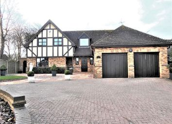 Thumbnail 5 bed detached house for sale in Highfields House, Meppershall, Shefford
