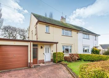 Thumbnail 3 bedroom semi-detached house for sale in Woodbury, Exeter, Devon